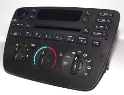 ford taurus radio 2004 to 2007 am fm cd w aux input 3 5 mm