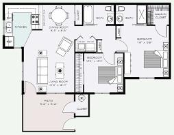 Floor Plans For Flats Talent Parkside Apartment Homes Floor Plans Flats U0026 Townhouses