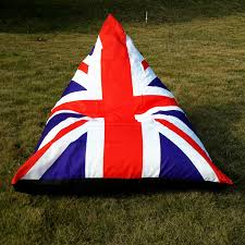 aliexpress com buy 123x115x90cm british flag style outdoor bean