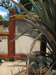 diy stainless steel woven fence banker wire project