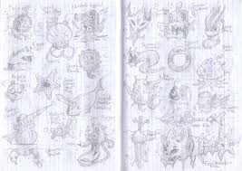 sketches archives kupo games