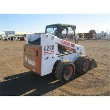 2002 bobcat a220 aws skid steer loader