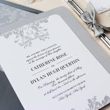 wedding invitations elegant reduxsquad com