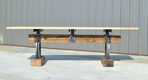 bar height table industrial bar height table high bar height dining table with storage
