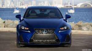 lexus isf blue 2017 lexus is f sport us spec front hd wallpaper 40
