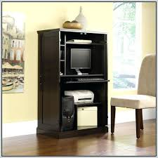 Locking Computer Armoire Armoire Computer Armoire Ikea Large Size Of Locking Desk Hutch