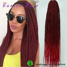 ombre crochet hairstyles eunice 22inch crochet braids hair extensions synthetic braiding