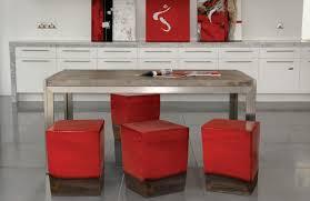 Concrete Patio Table Set by Crazy Cool Concrete Patio Furniture