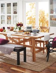 Ikea Dining Room Table And Chairs 46 Best Manger Images On Pinterest Ikea Dining Rooms And Catalog