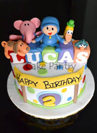 and friends cake pocoyo and friends cake pantry