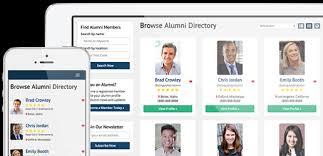 alumni website software alumni management software alumni management platform