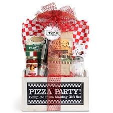 italian style pizza making kit holiday gift set amazon com