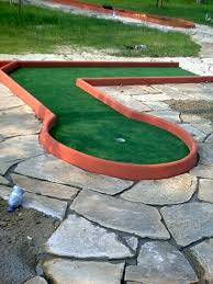 Inexpensive Small Backyard Ideas 25 Unique Miniature Golf Ideas On Pinterest Golf Results