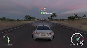 hoonigan rx7 twerk stallion forza horizon 3 drift zone 140 000 points drifting subaru brz