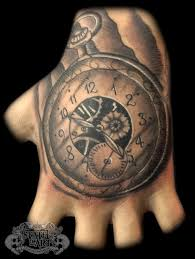 clock tattoo on hand japanese artists google search art inspiration for ceramics