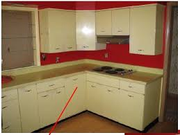 new metal kitchen cabinets metal kitchen cabinets how to paint kitchen makeover pinterest