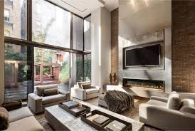 townhouse conversion in greenwich village new york city