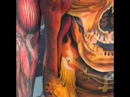 best tattoo of the london convention of 2015 youtube