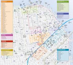 Chinatown San Francisco Map by Hotel Map San Francisco Michigan Map