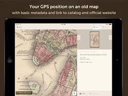 How To Map A Drive Old Maps A Touch Of History Android Apps On Google Play