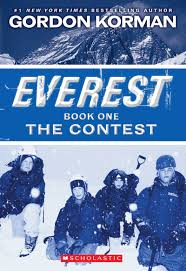 scholastic the first thanksgiving everest i the contest by gordon korman scholastic