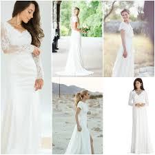 stylish wedding dresses 30 simple but stylish wedding dresses ideas