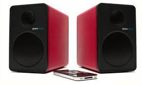 grace digital introduces bluetooth equipped bookshelf speakers