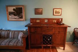 Oak Bar Cabinet Sideboard Bar Cabinet Buffet Cabinet Picture Design Of Buffet