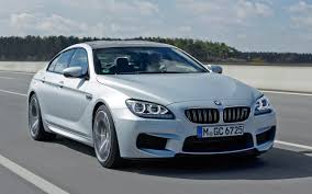 bmw a6 2014 bmw m6 gran coupe drive motor trend