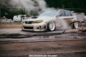 subaru wrx hatchback stance grounded ian galvez u0027s sti hatch stancenation form u003e function