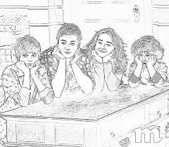 printable u0027girl meets world u0027 coloring pages you u0027ll love 4 m magazine