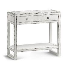 marco white console table bungalow 5 collectic home