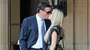 christina el moussa shows pda with boyfriend doug spedding on her