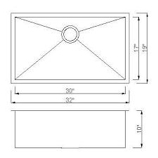 Standard Kitchen Sink Size Kitchen by Unique Single Kitchen Sink Dimensions F3219s Square Single Bowl