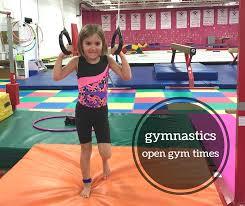 Winter Garden Gymnastics - gymnastics open gym summer schedule kidlist u2022 activities for kids