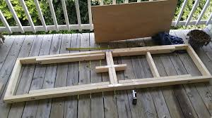 build a beer pong table diy 11 easy steps to make a folding beer pong table