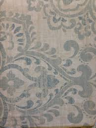 Cynthia Rowley Drapery Catchy Tan And Blue Curtains And Hand Made Curtain Panels Kravet