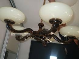 Wohnzimmerlampe 50er Jahre Mobiliar U0026 Interieur Lampen U0026 Leuchten Gefertigt Nach 1945