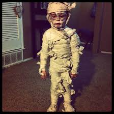 mummy halloween costumes they call me krafty karen homemade mummy costume 1st place baby