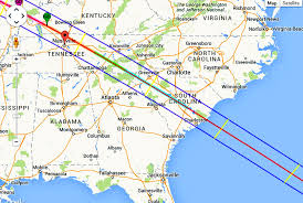 Southeastern Usa Map by World Travel Photos And Comments Upcoming Usa Eclipses