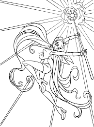 winx club coloring pages winx club bloom coloring free