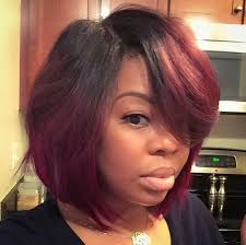 which hair is better for sew in bob fall cut and color possibly this is the color that i ve been