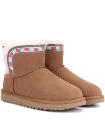 womens suede boots australia ugg australia rosamaria suede boots chestnut brown 743389