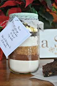 best 25 brownies in a jar ideas on pinterest cookie in a jar