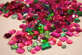 edible jewels 50 sugar jewels sugar gems for cake decorating assorted shapes