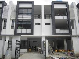two storey house for sale with attic in bf homes brand new