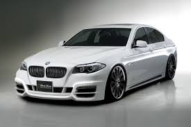 bmw modified 2011 bmw 5 series sedan gets a modified look by wald international