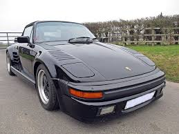 porsche 930 whale tail used porsche 911 turbo for sale pulborough west sussex