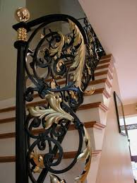 Brass Handrails Ledgerock Custom Metal Fabricators U2013 Image Gallery Of Wrought Iron