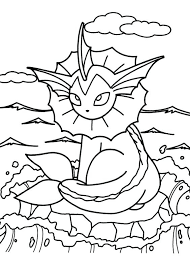 Color Pages Pokemon Pikachu Coloring Pages Online Color Sheets For Kids Print by Color Pages